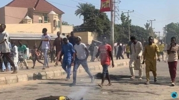 Kano protest turns violent as teenage boy dies in police custody